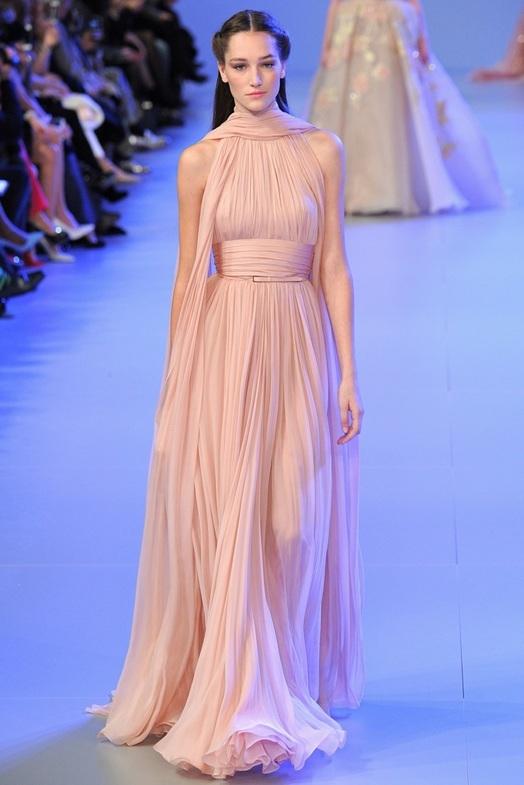 Elie Saab Haute Couture Весна-Лето 2014, фото № 4