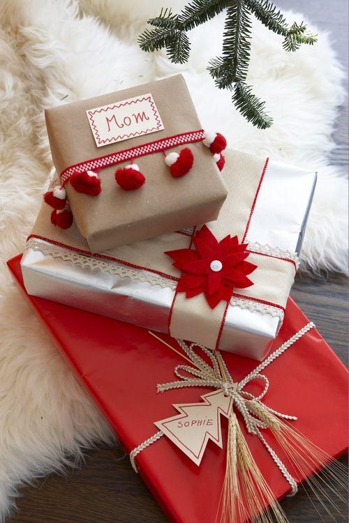 Как оформить новогодние (и не только) подарки - Ярмарка Мастеров - ручная работа, handmade