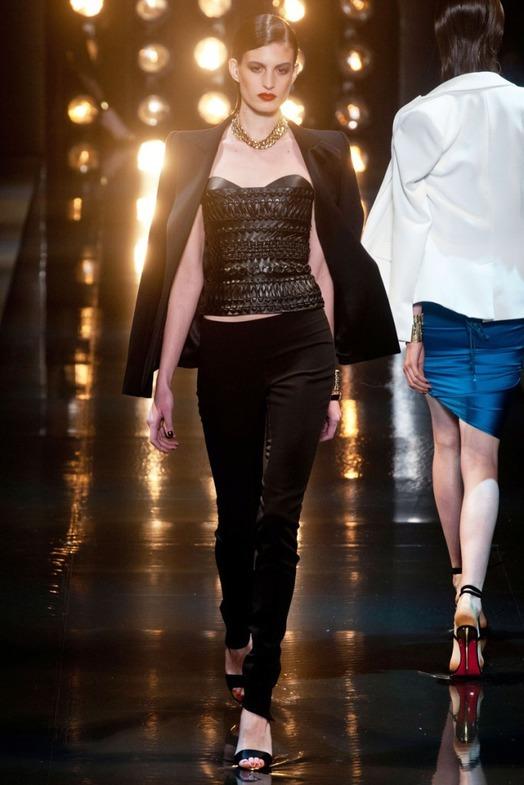 Alexandre Vauthier Haute Couture весна-лето 2014, фото № 18