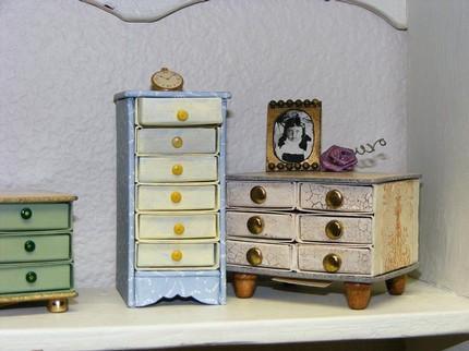 Дом и мебель для кукол своими руками