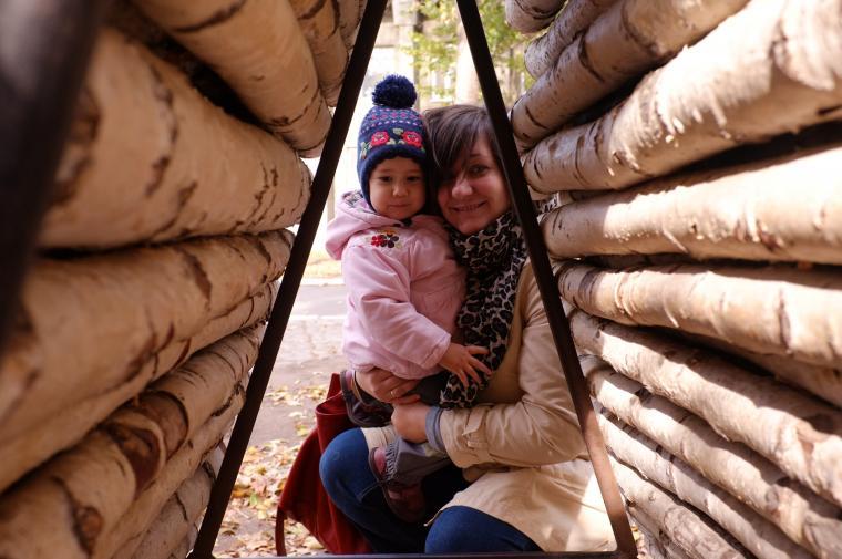 Осенние самарские прогулки - фотоотчет, фото № 6