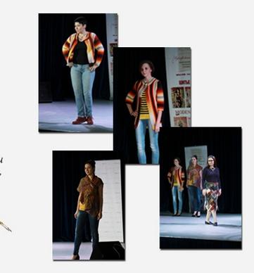 конкурс, одежда, вязание, исторический костюм