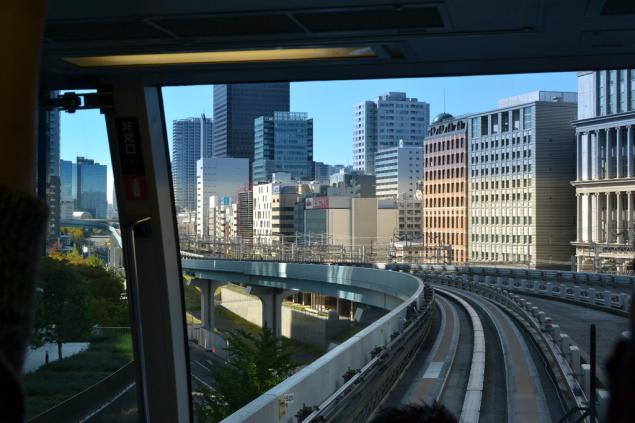 Дикий забег по Токио. День третий. Одайба., фото № 2
