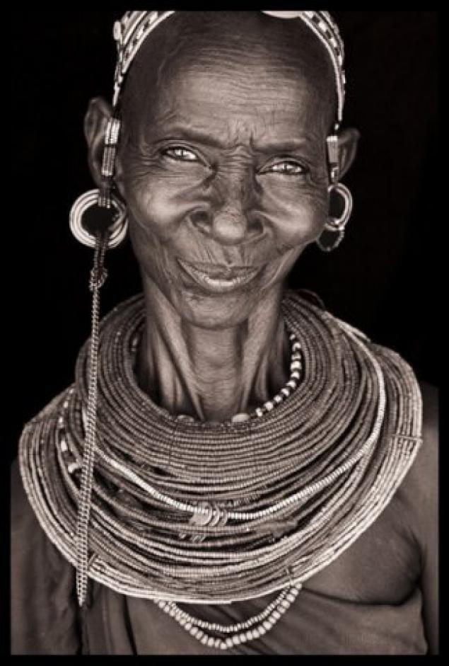 старые африканки фото ирония себе