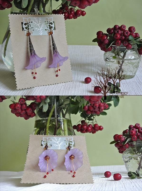 брошь-цветок, вышивка, сережки, цветок, украшение