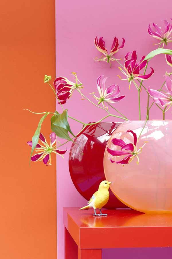 холодный фарфор, неувядающие цветы
