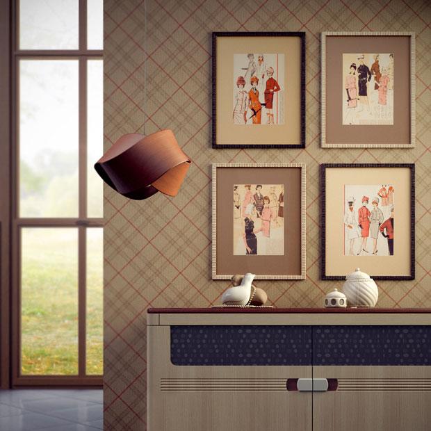 Постеры в интерьере прихожей фото