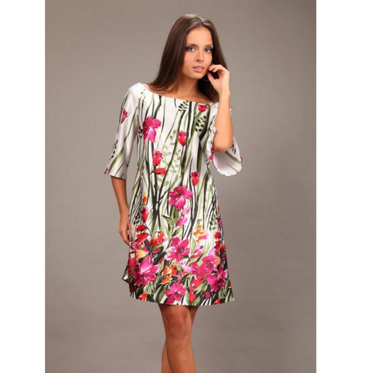 Ткань купоном модели платьев