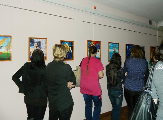 ирина ановикова, выставка 2013