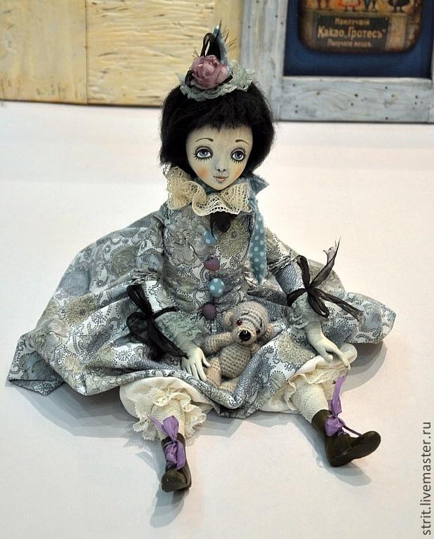 кукольная школа, лепка из пластики