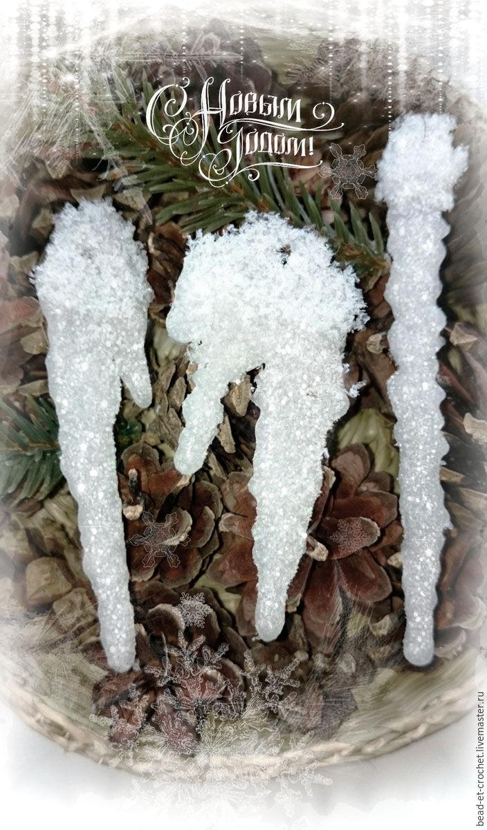 Как сделать снежинку с узором
