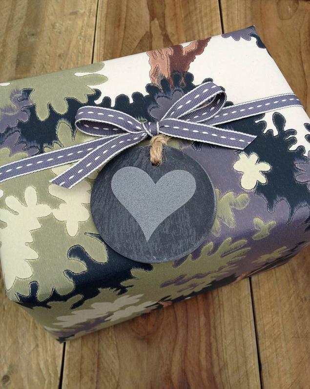 Влюбленное сердце. Оригинальные идеи упаковки подарка., фото № 1