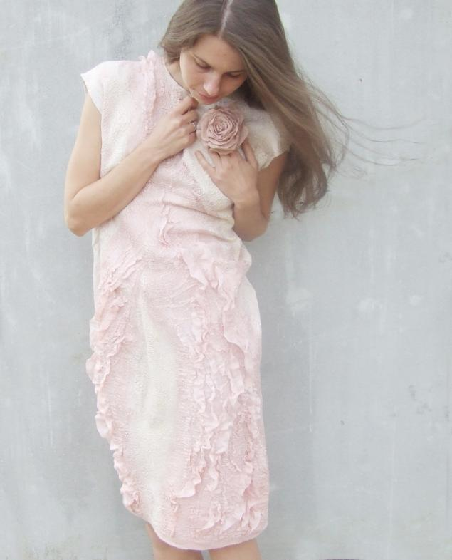 мк платье, платье на шелке, шелк