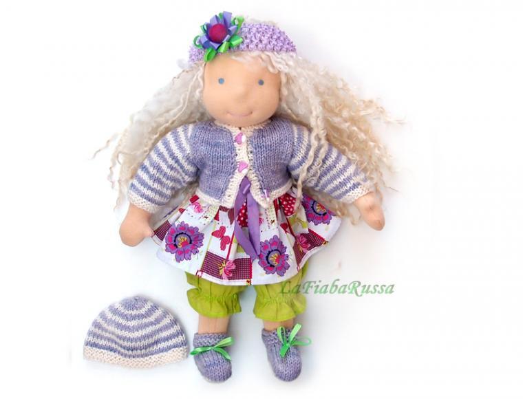 текстильные куклы, кукла в подарок