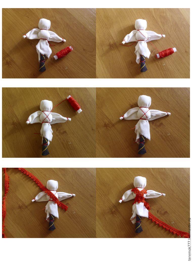Желанница кукла оберег мастер