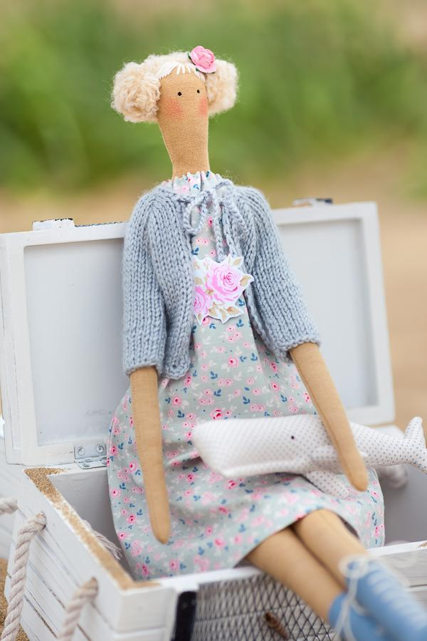 кукла тильда морячка