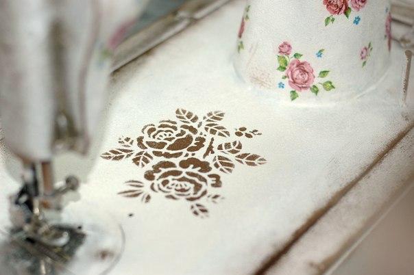 Реанимация швейной машины, фото № 9