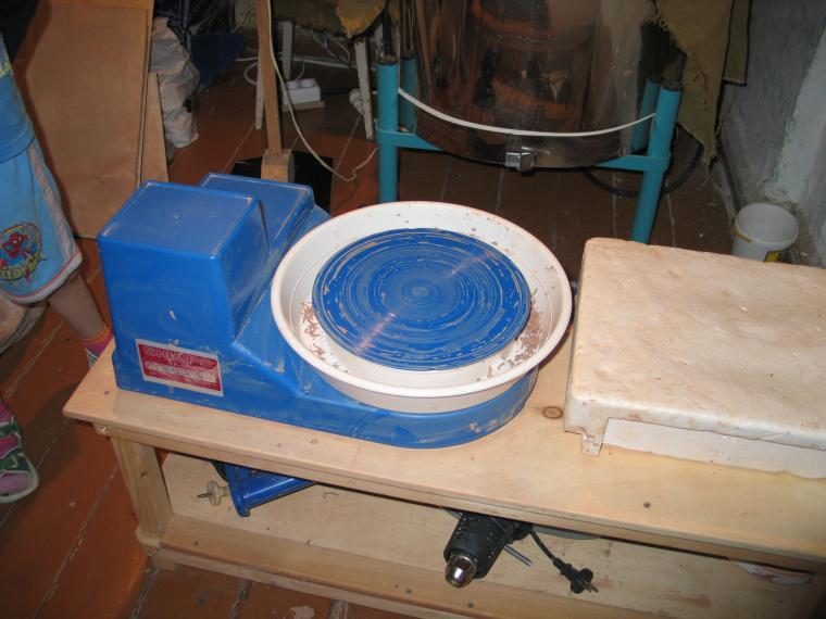 домашняя мастерская, муфельная печь