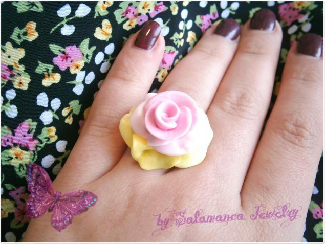 роза, розочка, украшения ручной работы