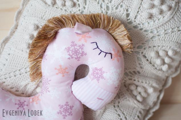 бирюзовый, интерьерная игрушка