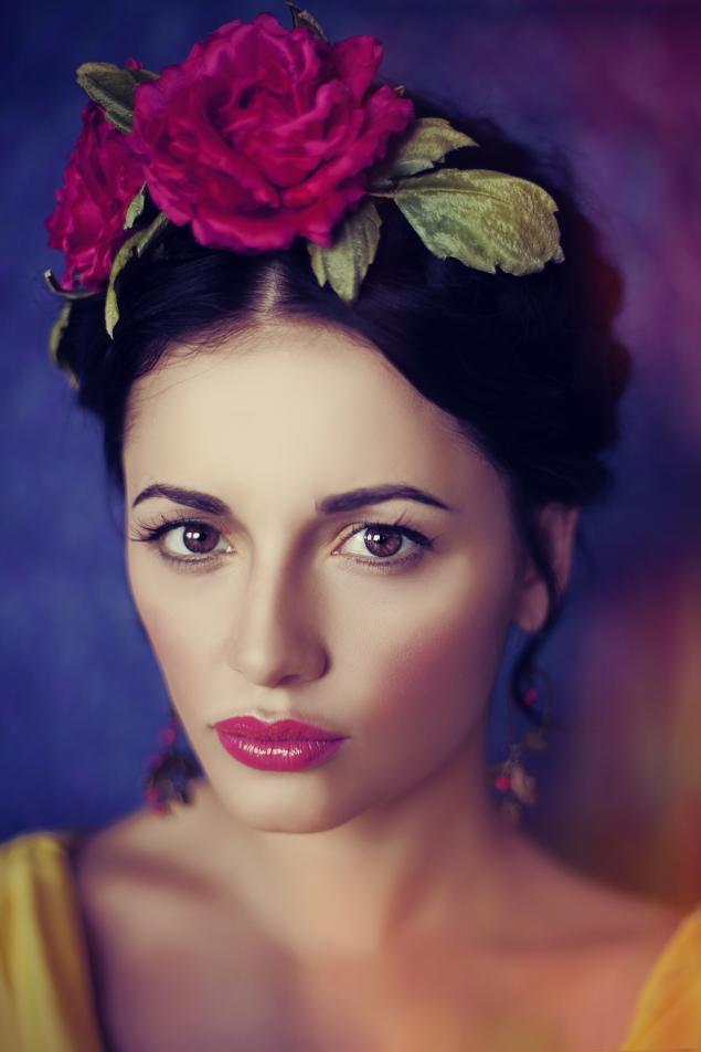 цветы из шелка, розы из шелка