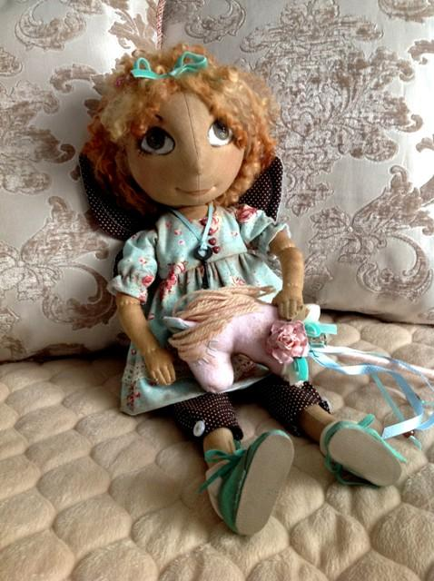 коллекциона кукла