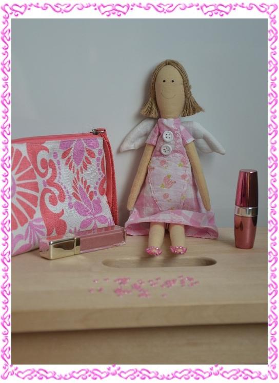 текстильная кукла, тряпичная кукла