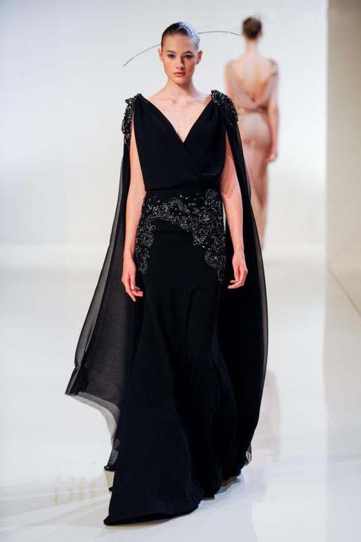 Dilek Hanif Haute Couture весна-лето 2014, фото № 22