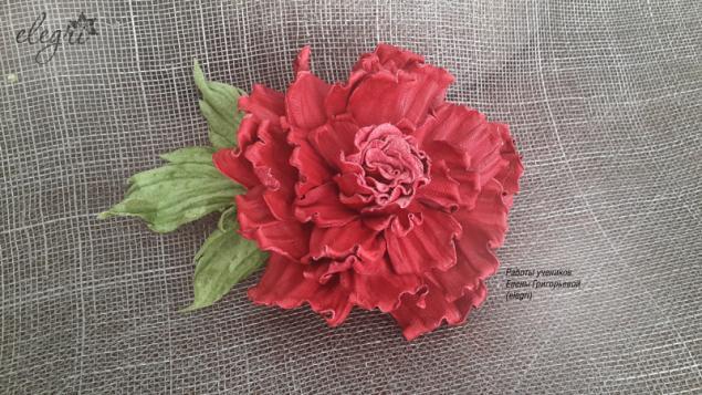авторские цветы