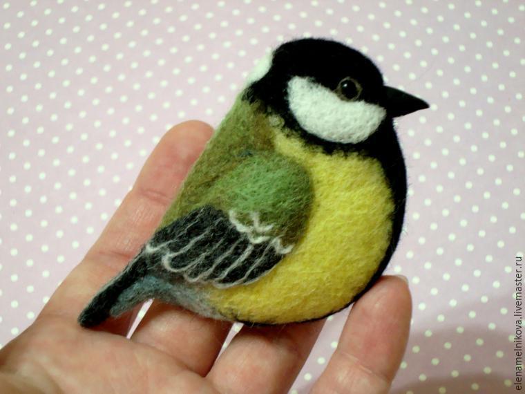 Картинки птичка своими руками из
