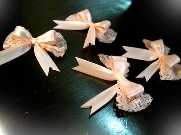 Свадебные цветочки гостям своими руками
