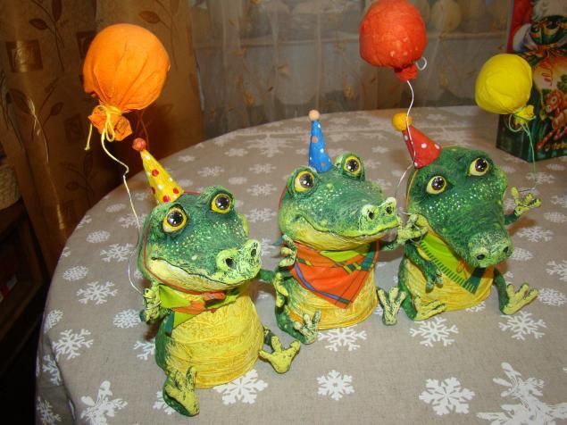 Зелёный крокопоратив, фото № 3