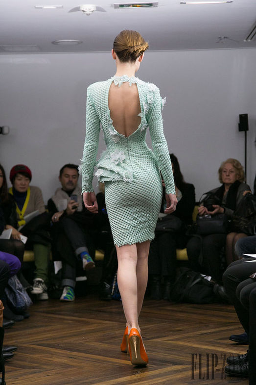 Tony Yaacoub Haute Couture весна-лето 2014, фото № 2