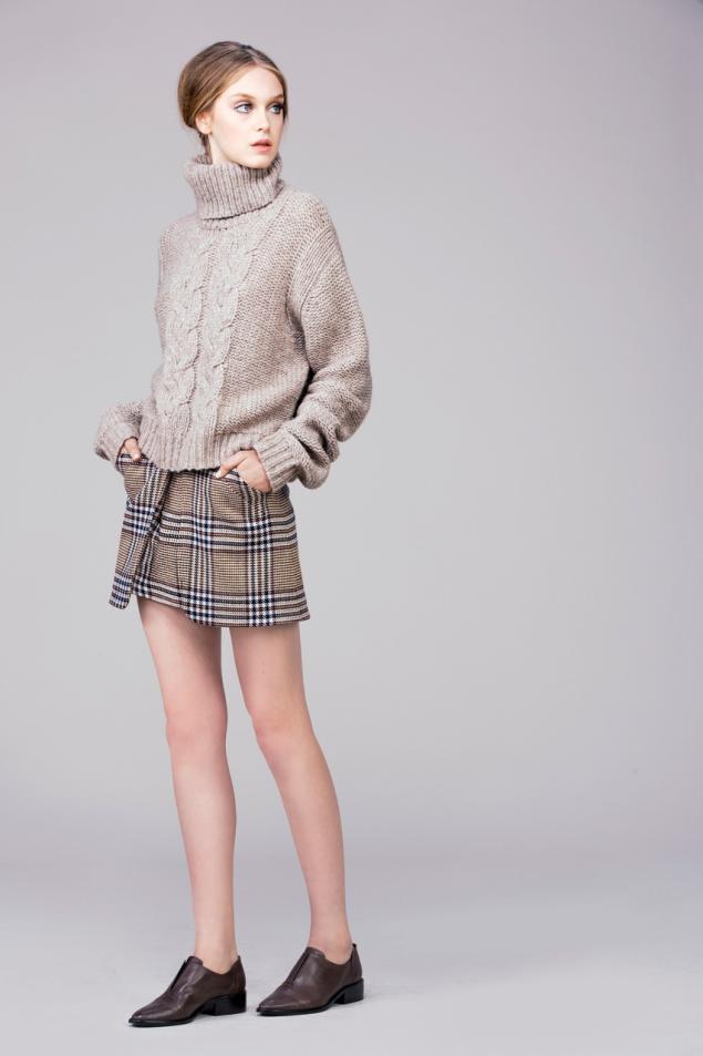 Модные вязаные свитера осень-зима 2014-2015 своими руками