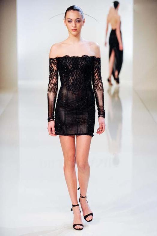 Dilek Hanif Haute Couture весна-лето 2014, фото № 25