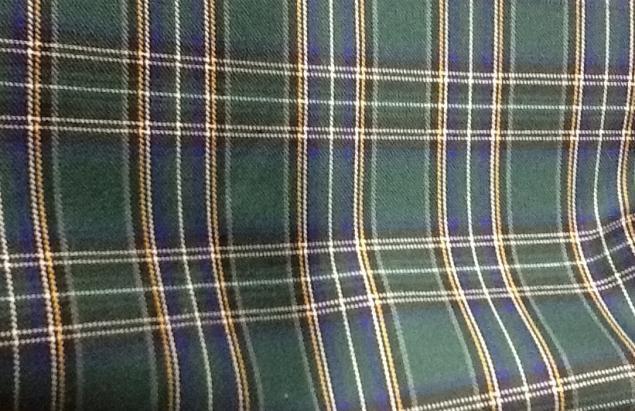 юбка-шотландка, юбка в клетку