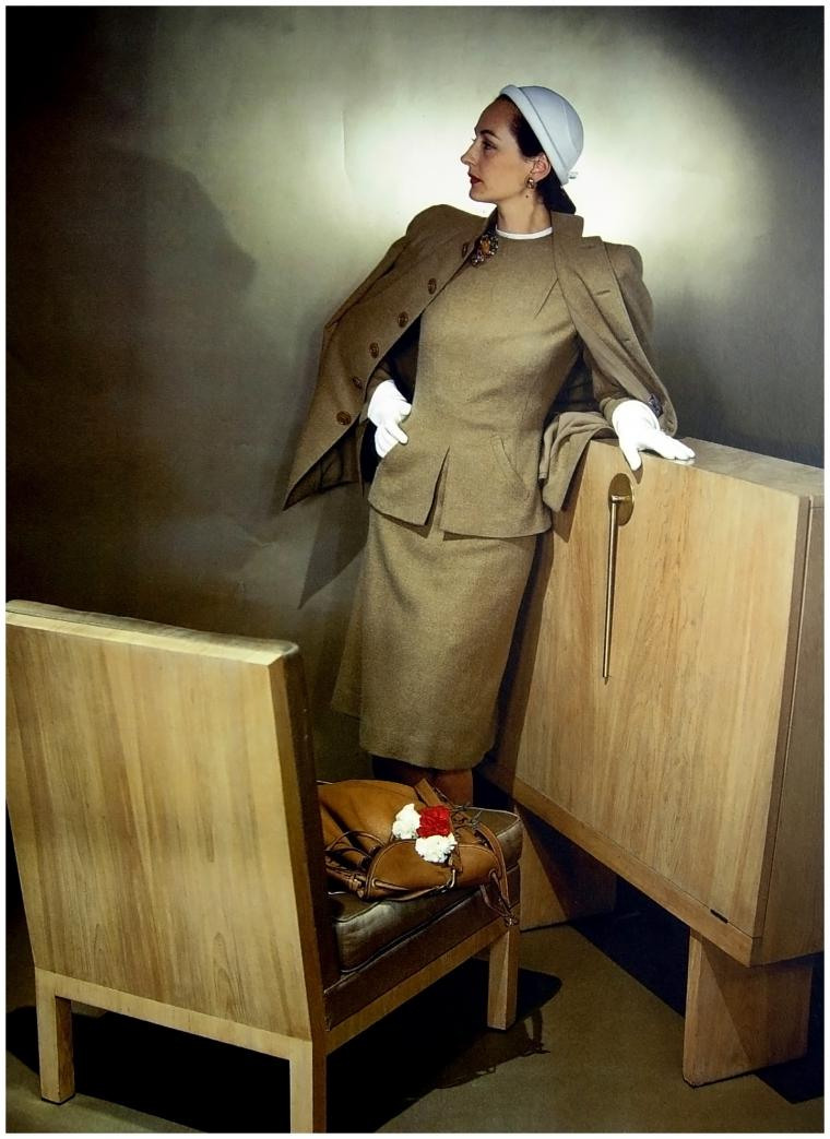 Мода 40 х годов
