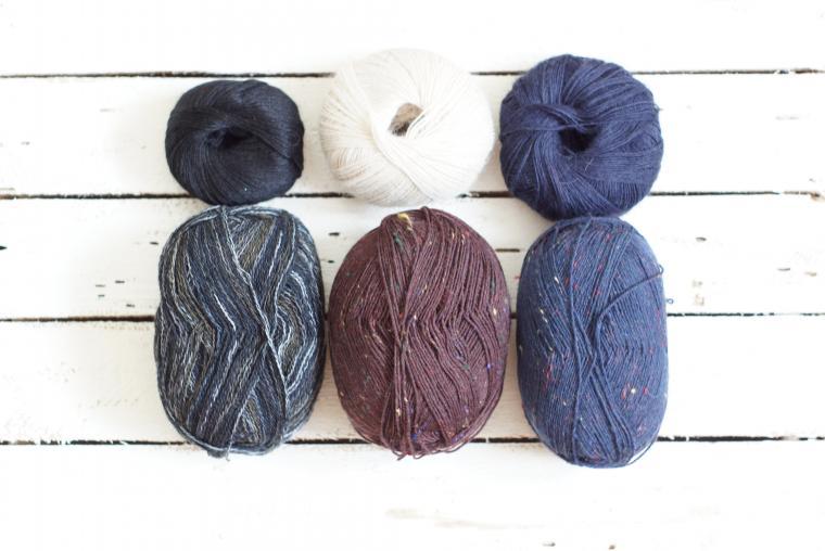 домотканые шарфы