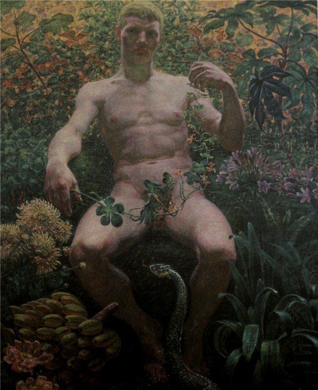 портреты мужчин