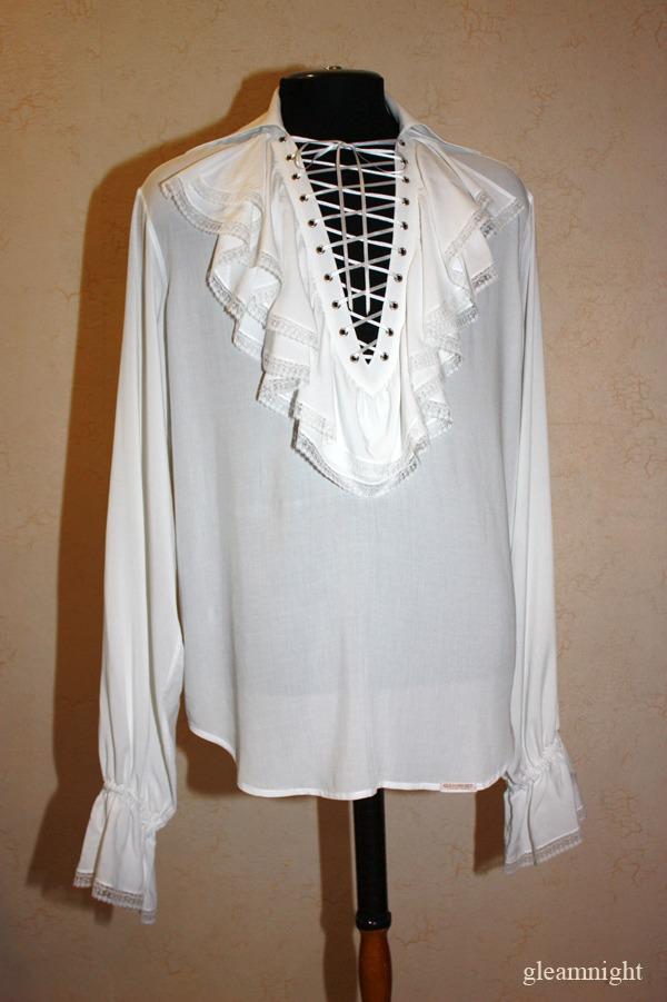 мужская рубашка, свадьба, историческая рубашка, для мужчин