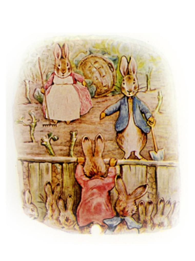Интересные факты о Беатрис Поттер и ее знаменитых кроликах, фото № 6