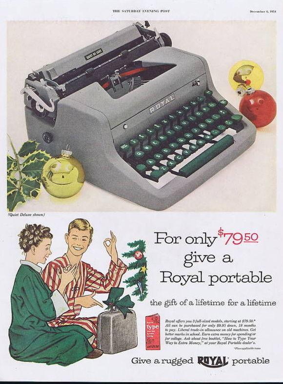 Новогодняя реклама Vintage/1951 -1956 включительно, фото № 35