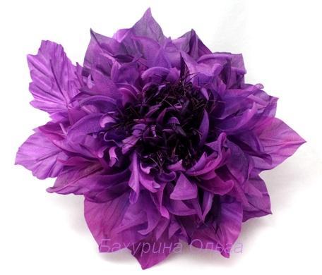 цветоделие, цветы из шелка, обучение