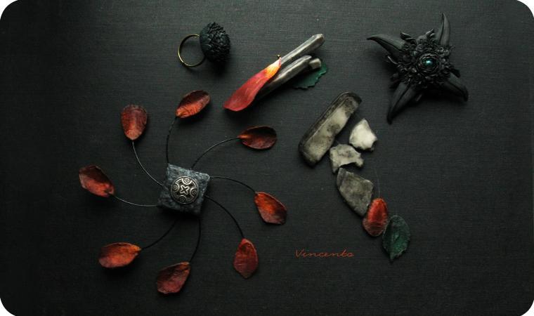 анонс, новинки, готика, стиль готика, мистические украшения