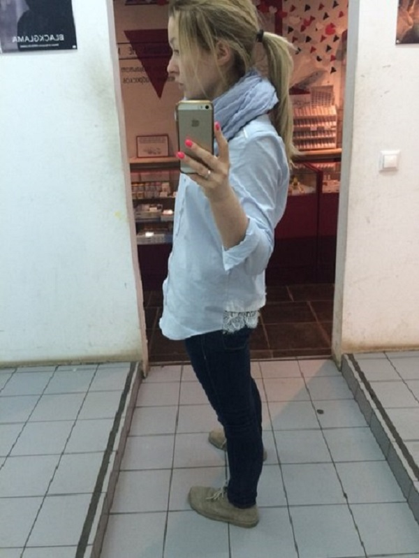 блузка, amoday