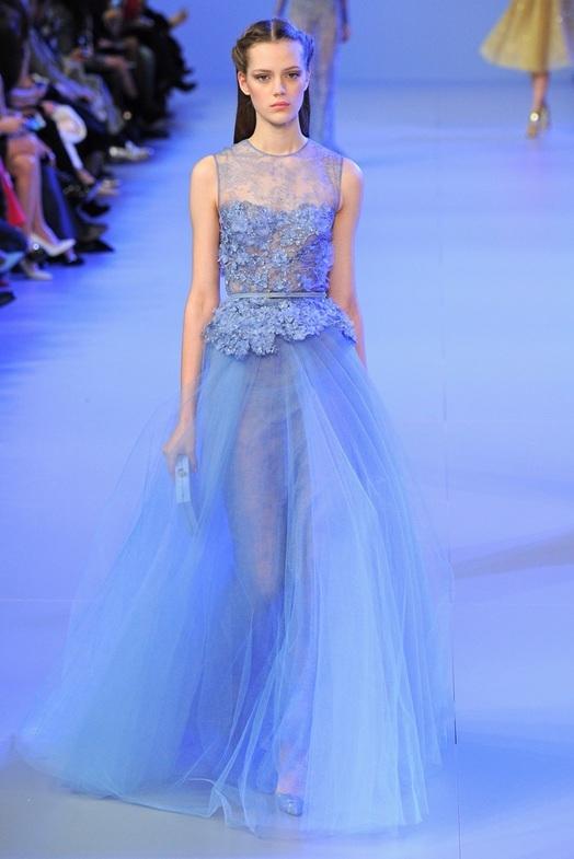 Elie Saab Haute Couture Весна-Лето 2014, фото № 28