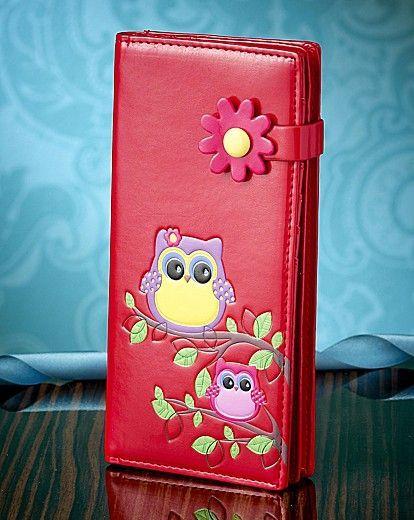 Owl Purse - cute!