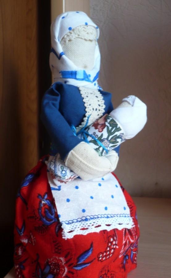 арт-терапия, сила, материнство, куклы в помощь