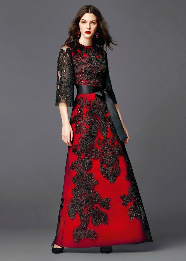Итальянские платья на новый год
