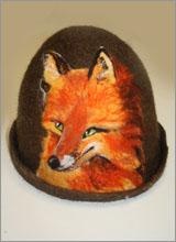 рига, шапка для бани